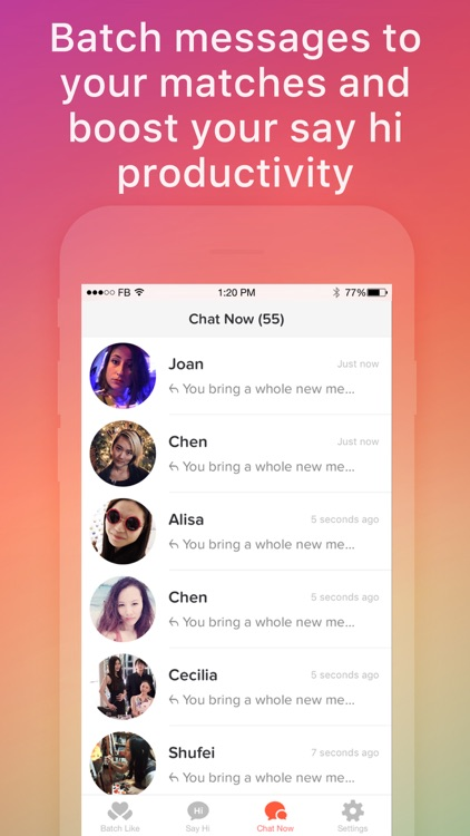 Fire for Tinder - Boost Match Plus Auto Liker Tool