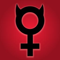 Sexy Devil - Flirty Chat Icons Emoji Keyboard