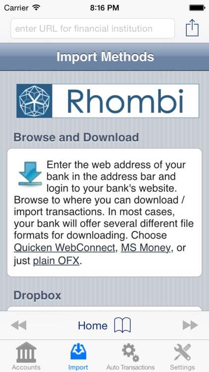 Rhombi screenshot-4