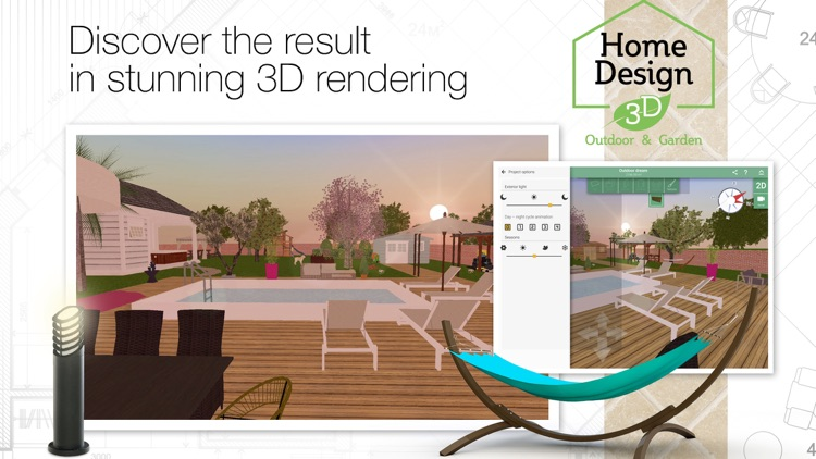 Home Design 3D Outdoor & Garden screenshot-4