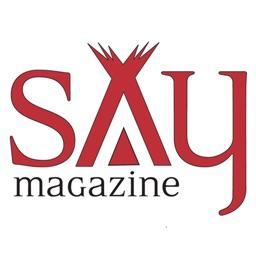 Say Magazine