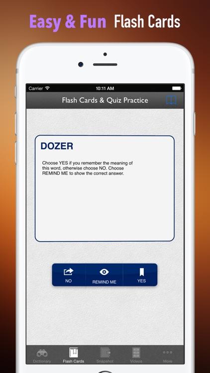 CDL Study Guide: Exam Prep Courses with Glossary screenshot-4