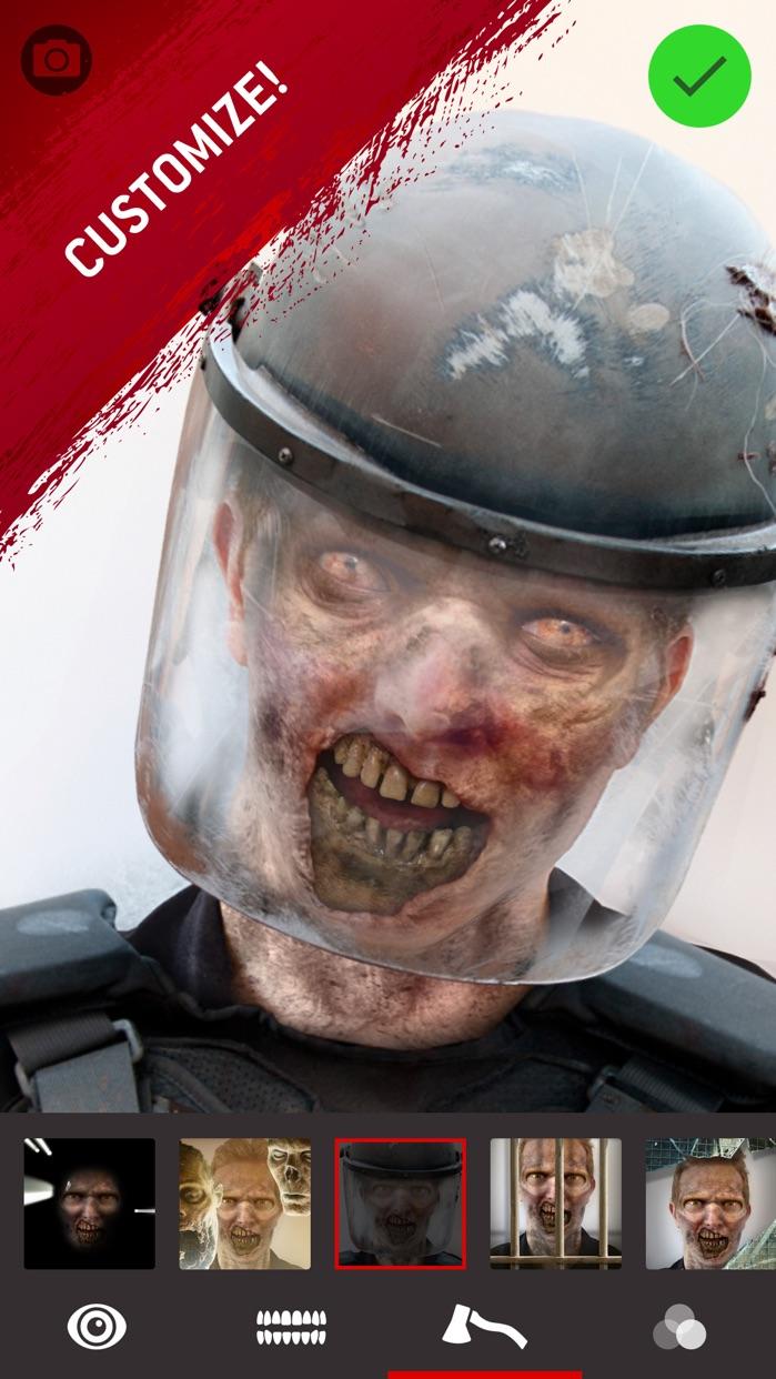 The Walking Dead:Dead Yourself Screenshot