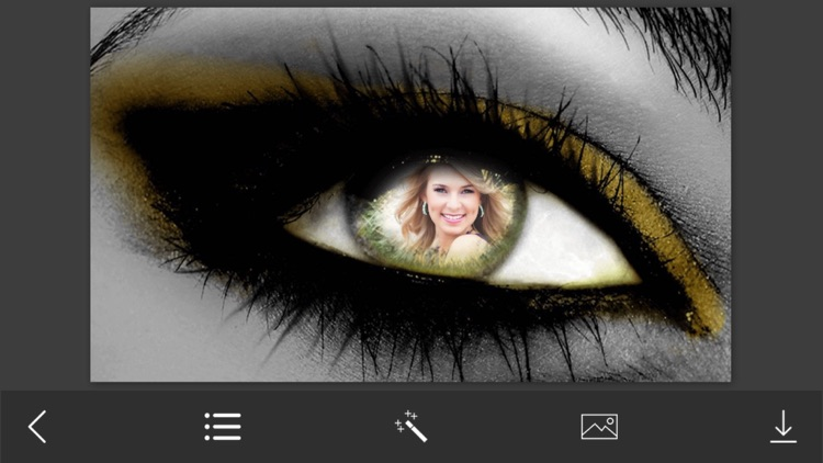 Eye Photo Frames - Instant Frame Maker & Photo Editor screenshot-3