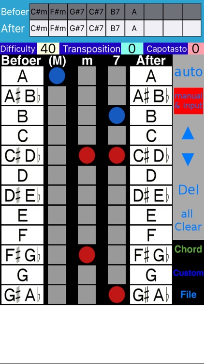 Guitar Chord Changer screenshot-0