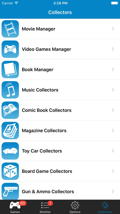 Video Games Manager, Collector, Inventory Database screenshot-4