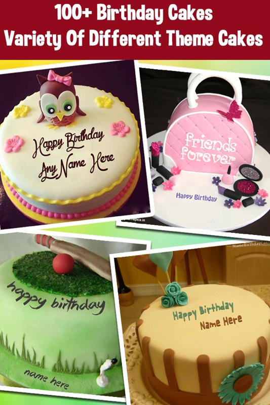 Name On Cake Happy Birthday Cakes With Editor Online Game Hack