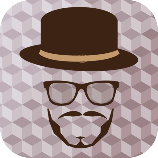 Hipster Photo Came - Photo Editor With Mustaches And Beards