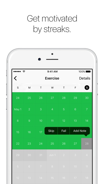 Momentum Habit Tracker - Routines, Goals & Rituals screenshot-4