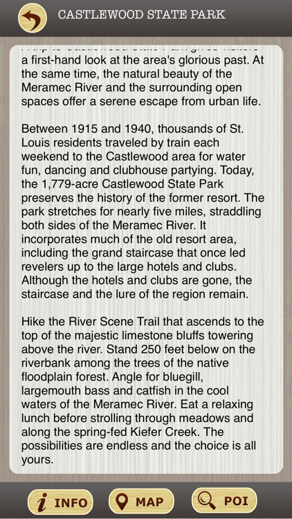 Missouri State Parks & National Park Guide screenshot-3