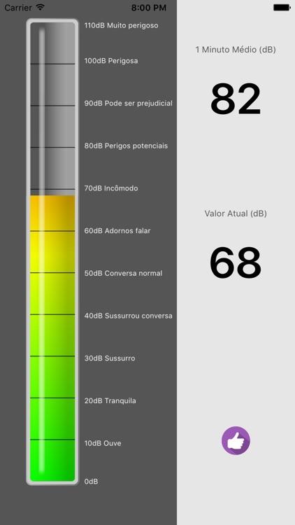 Decibel - Accurate dB Meter screenshot-4