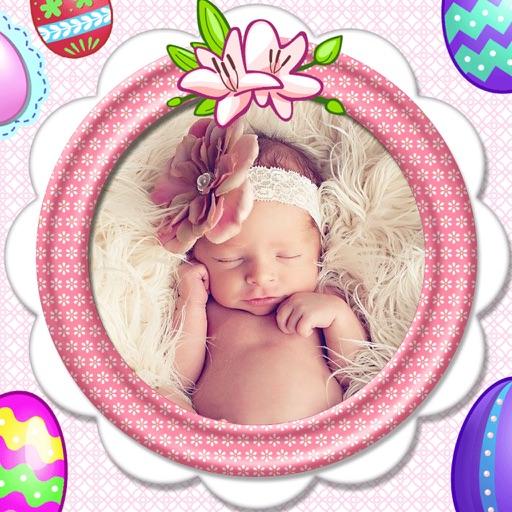 Easter Photo Frames - Instant Frame Maker & Photo Editor