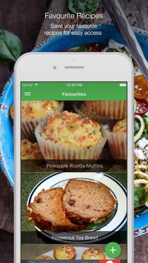 Recipe book free recipes en app store forumfinder Choice Image