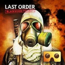 Last Order: Blackwood Project VR Game (Cardboard)