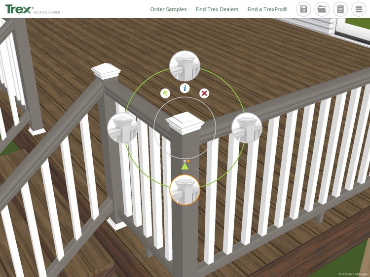 Trex Deck Designer App– Plan and create your Trex dream deck and outdoor living space! screenshot-1