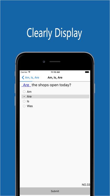English Grammar Practice 7000+ Questions screenshot-3