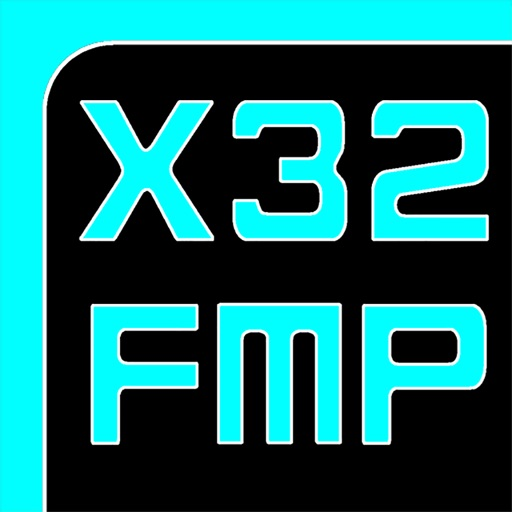 X32 FMP Remote