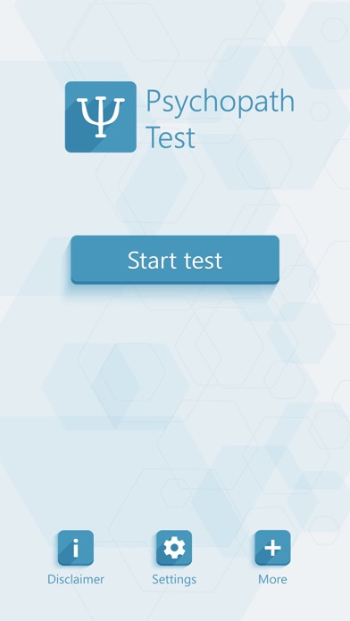 サイコパス 心理テスト - サイコパス診断 自己評価のおすすめ画像1