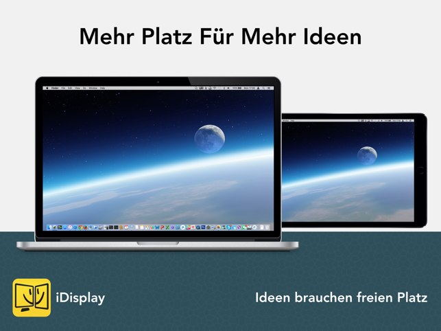 ‎iDisplay Screenshot