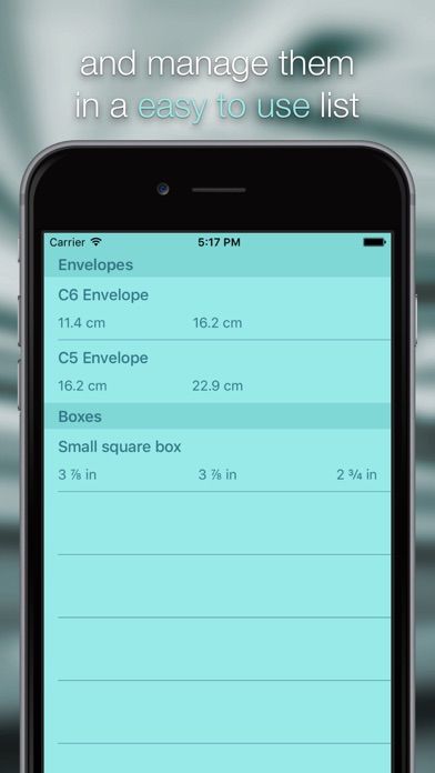 Screenshot for EPB · Envelope Punch Board Calculator in Germany App Store