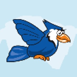 Impossible Bluejay - A flappy's adventure