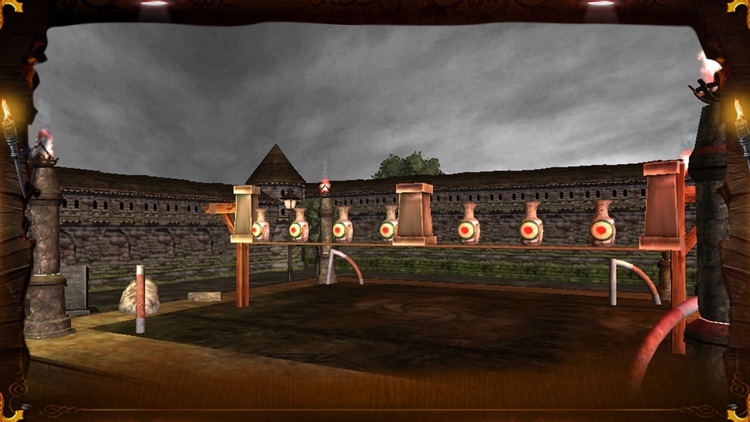 Archery 3D - Be a Bowman in real Bow and Arrow Outdoor Tournament screenshot-3