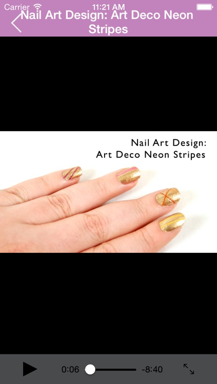 Nail Art for Beginners screenshot-4