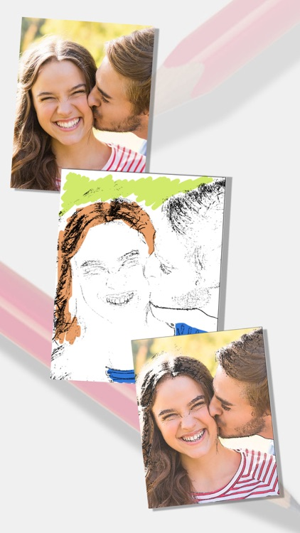 Sketch Photo Effect -Photo editor to convert your images into sketch