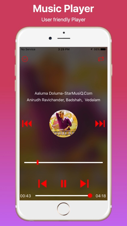 Stop and Timer Music Player