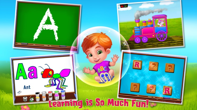 The ABC Song Educational Game screenshot-3