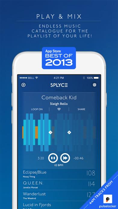 Splyce Premium DJ mixer ScreenShot0