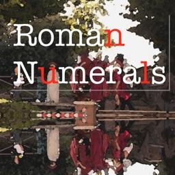 Roman Numerals IVXLCDM