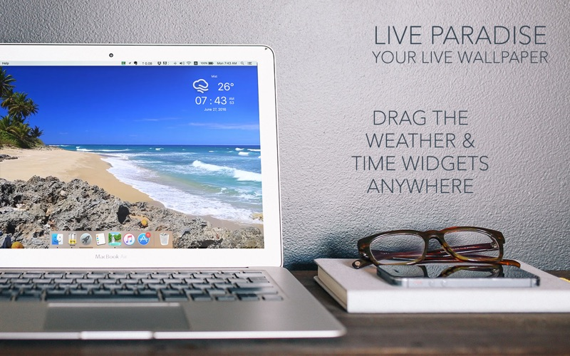 Live Paradise for Mac