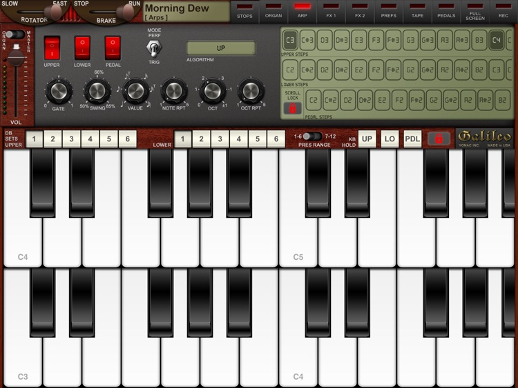 Galileo Organ screenshot-4