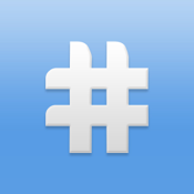 MyTager - Pick hashtags for Instagram and Twitter icon