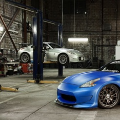 HD Car Wallpapers - Nissan 350Z-370Z Edition on the App Store