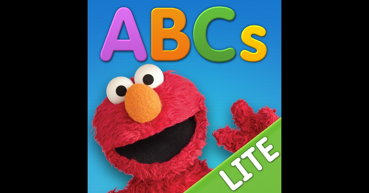 Elmo Loves ABCs Lite For IPad On The App Store