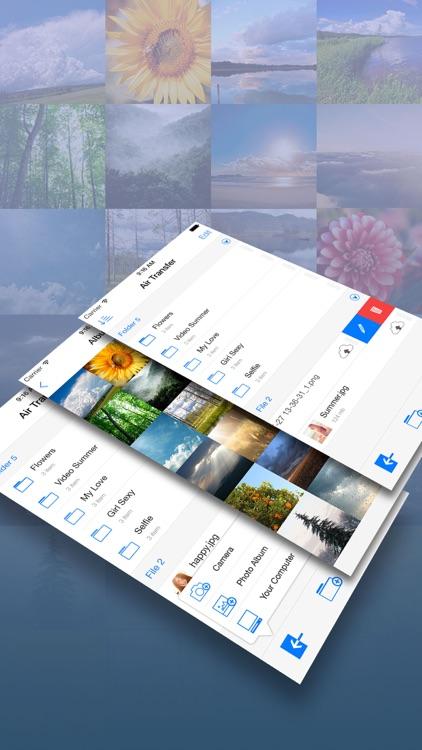 Air Transfer - file transfer screenshot-4