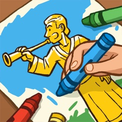 LDS Coloring Book Free 4