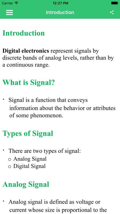 Learn Electronics Full screenshot-4