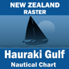 Hauraki Gulf (Auckland Harbour to Great Barrier Island) New Zealand – Raster Nautical Charts
