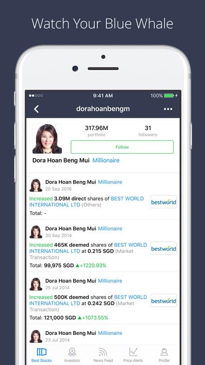 Spiking Social Trading, Stocks Exchange, Investing screenshot-4