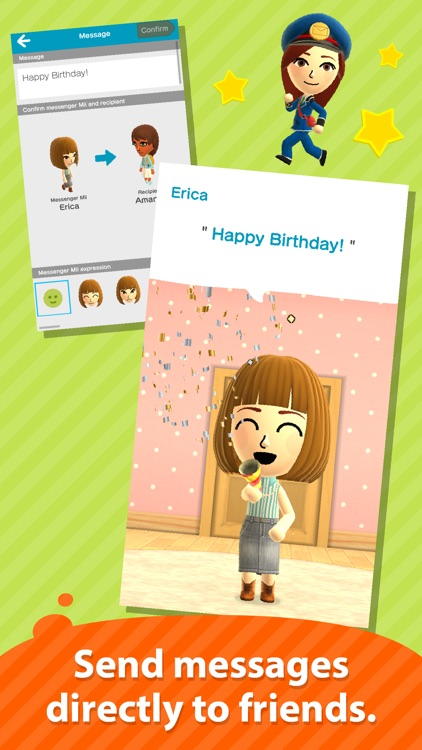 Miitomo screenshot-1