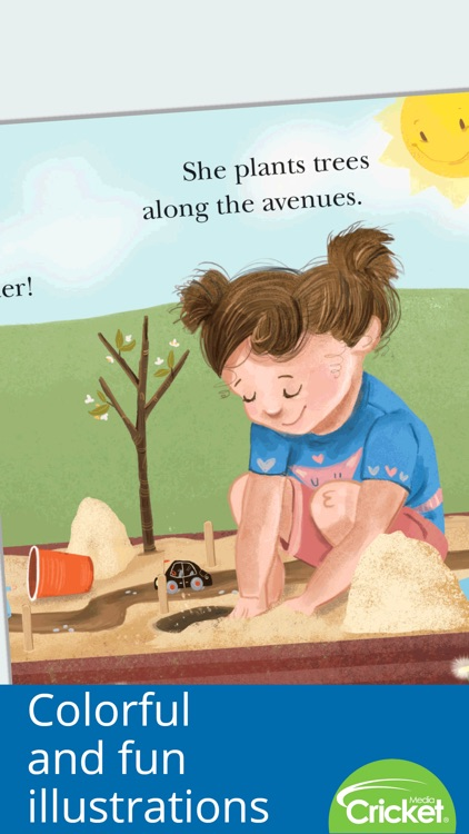 Babybug Magazine: Read along with baby and toddler screenshot-4