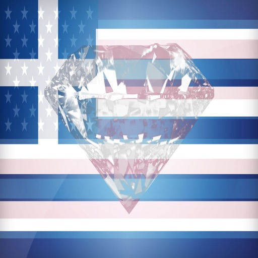 Greek Phrases Diamond 4K Edition icon