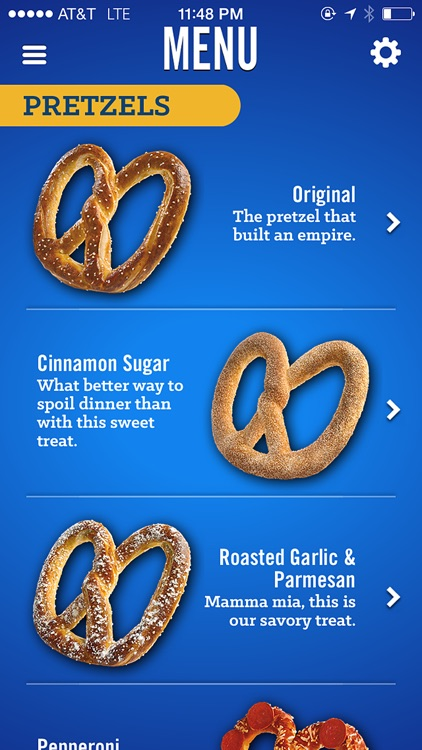 Auntie Anne's Pretzel Perks screenshot-4