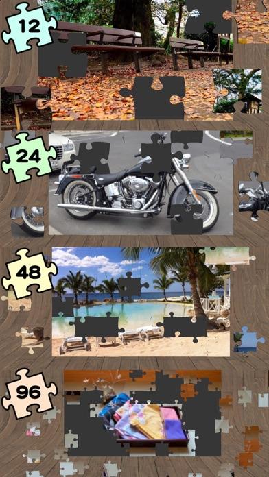 ジグソーパズル 無料で360パズルも遊べる写真のジグソー vol.2紹介画像3