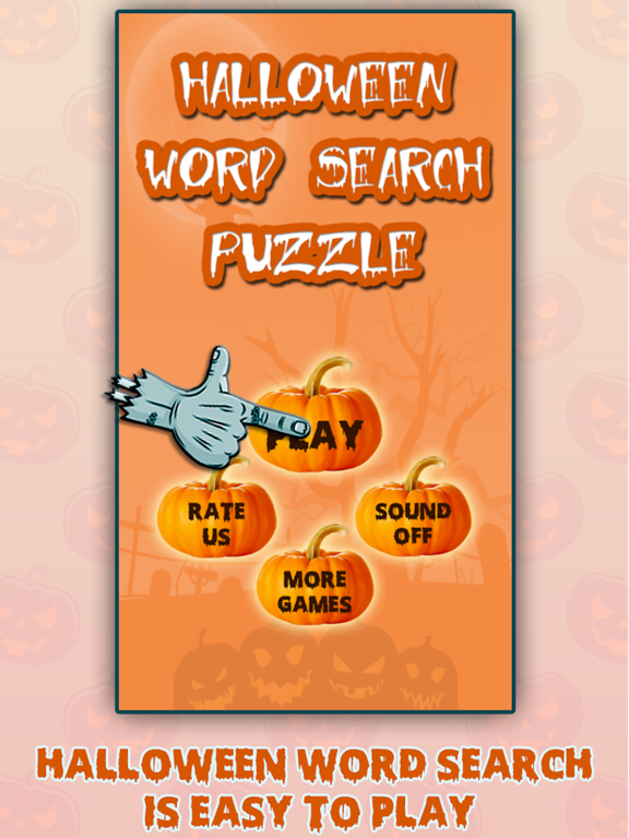 Halloween Word Search Puzzles | App Price Drops