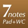 7notes Pad+WC