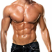 腹肌撕裂者:健身房教练锻炼您拥有迷人身材